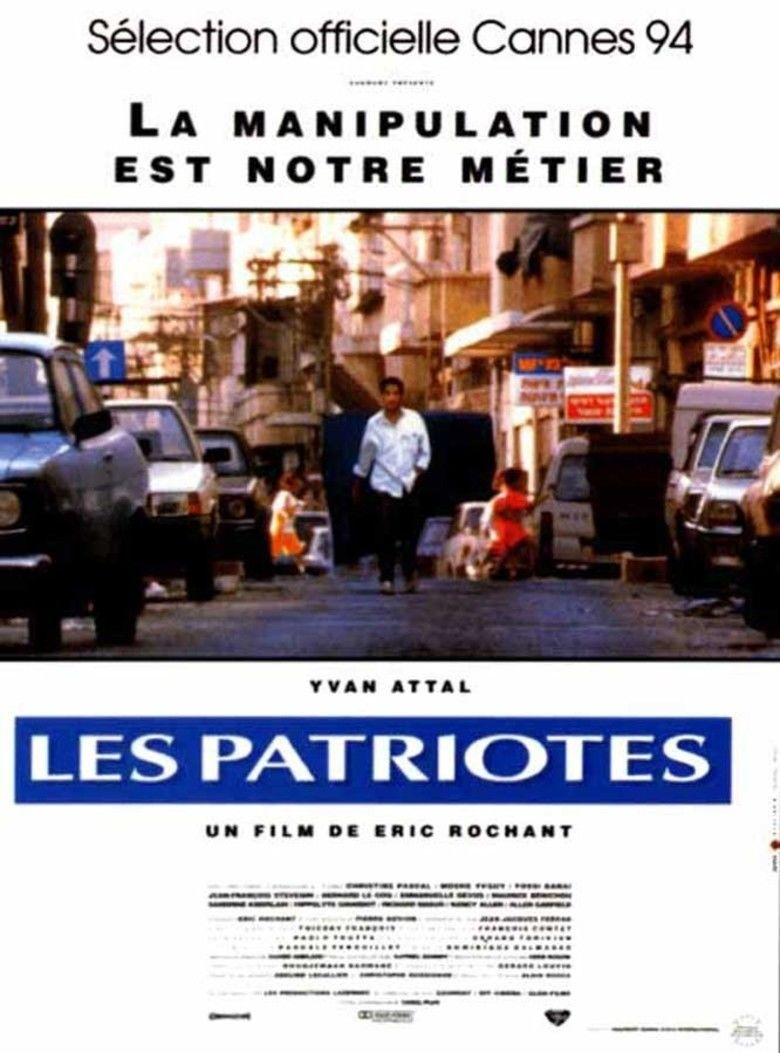 The Patriots (film) movie poster