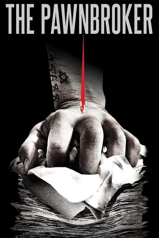 The Pawnbroker (film) movie poster