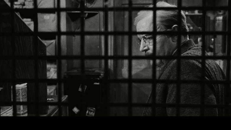 The Pawnbroker (film) movie scenes