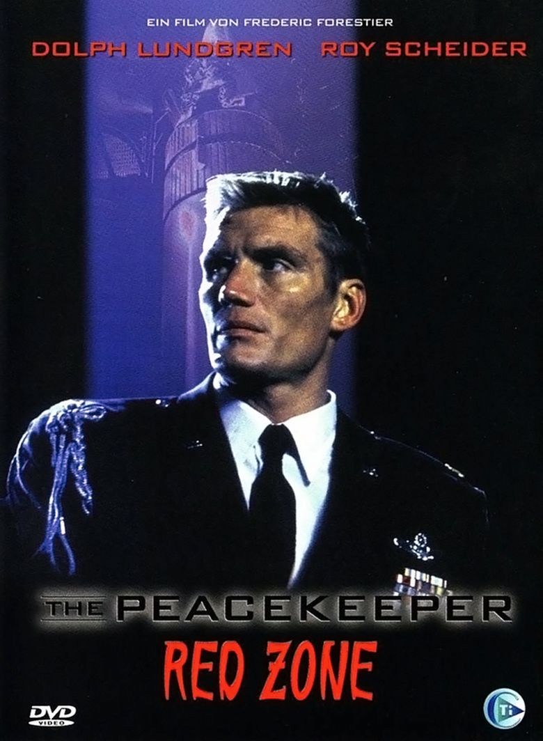 The Peacekeeper movie poster