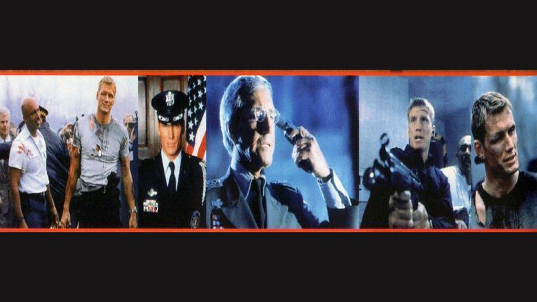 The Peacekeeper movie scenes