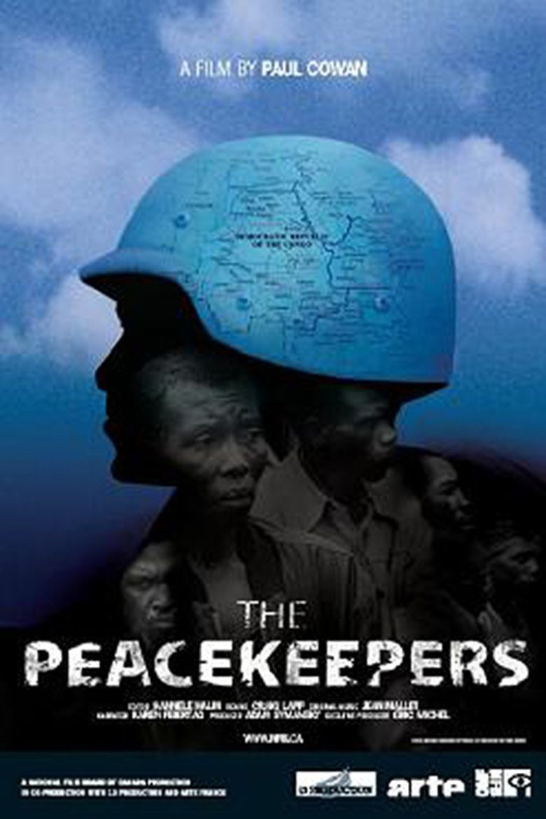 The Peacekeepers (film) movie poster