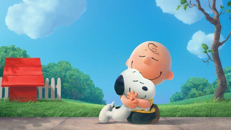 The Peanuts Movie movie scenes