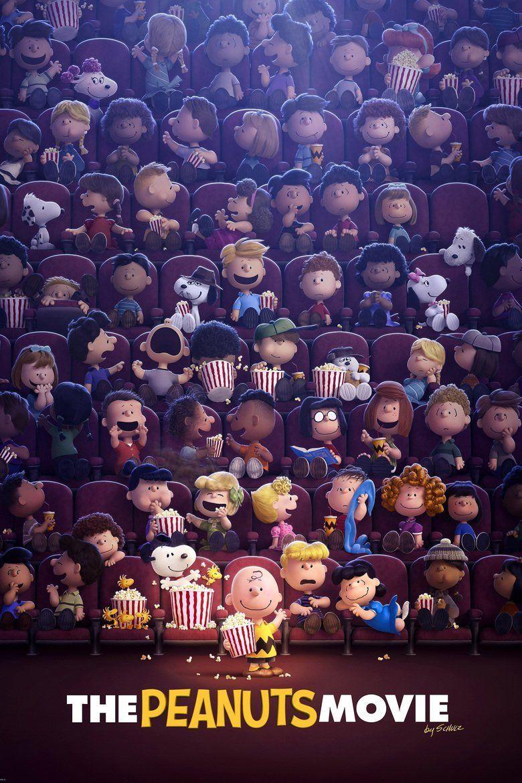 The Peanuts Movie movie poster