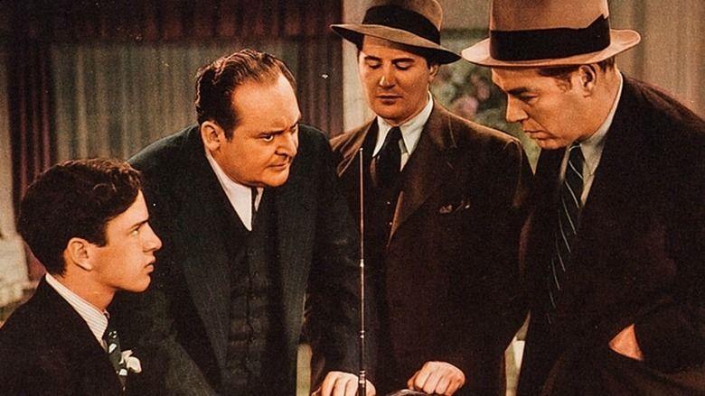 The Penalty (1941 film) movie scenes