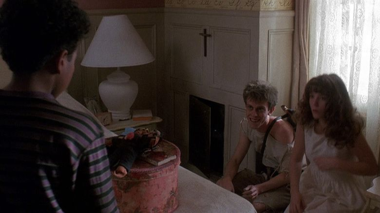 The People Under the Stairs movie scenes