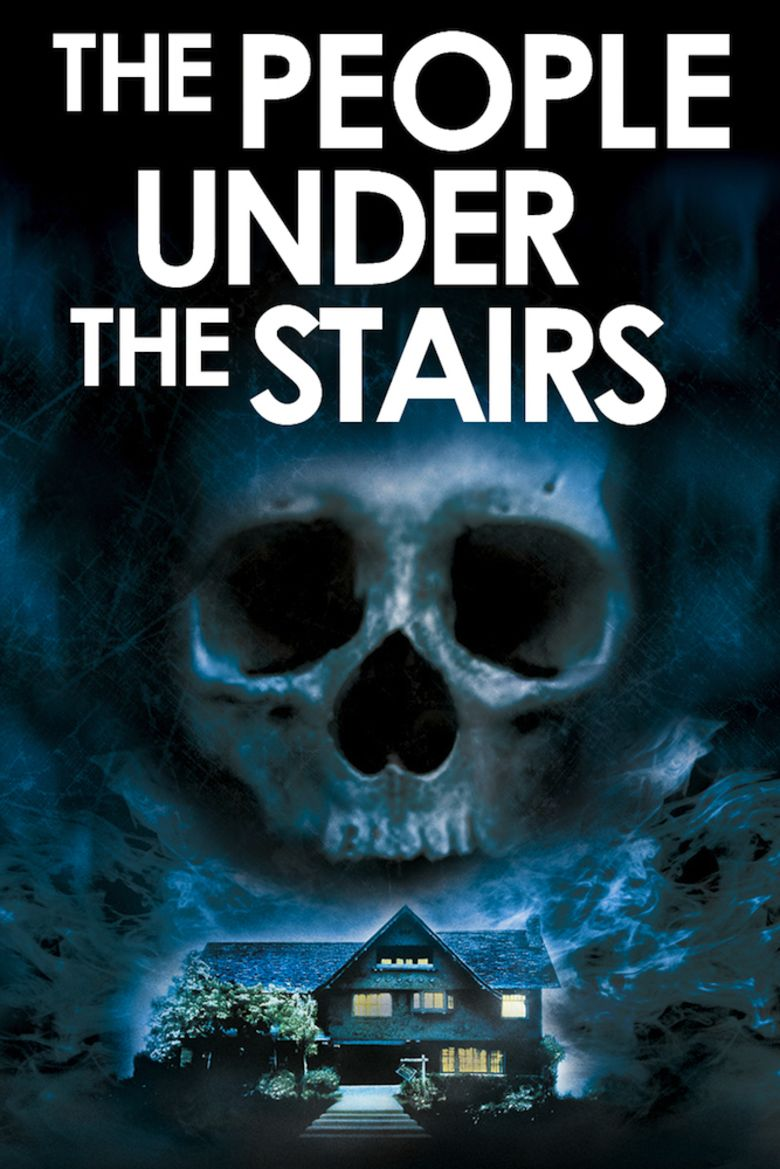 The People Under the Stairs movie poster