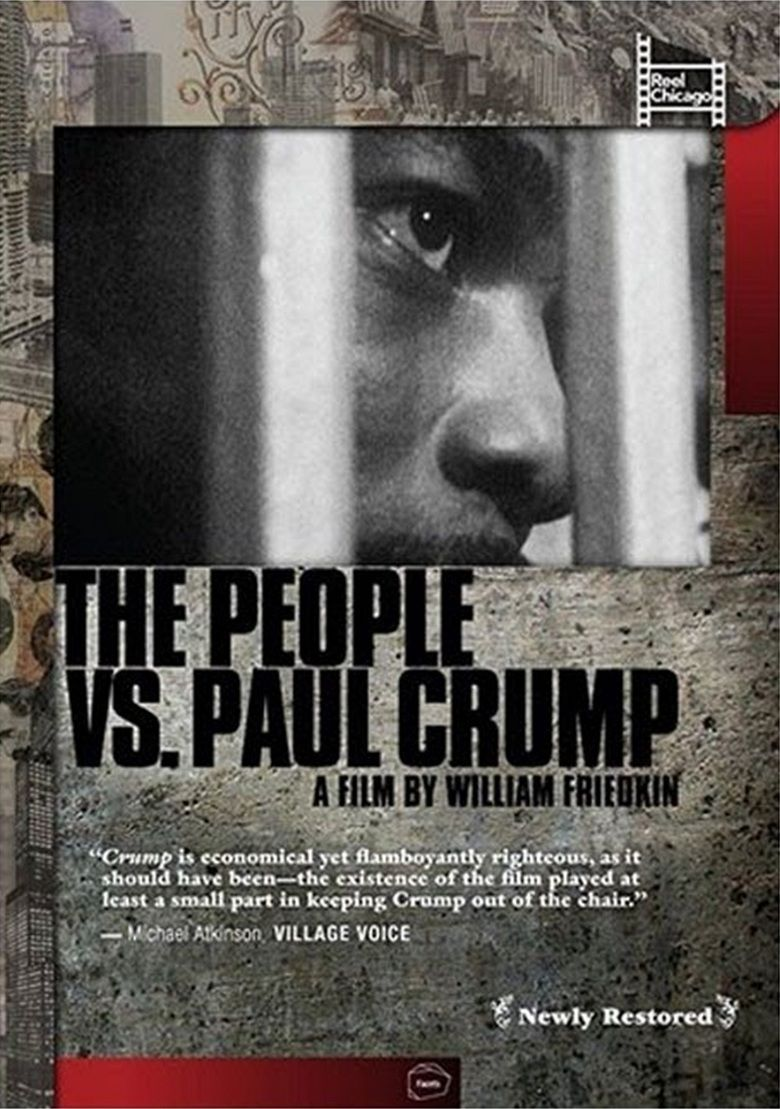 The People vs Paul Crump movie poster