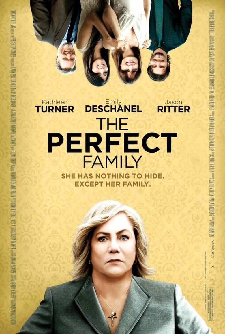 The Perfect Family (film) movie poster