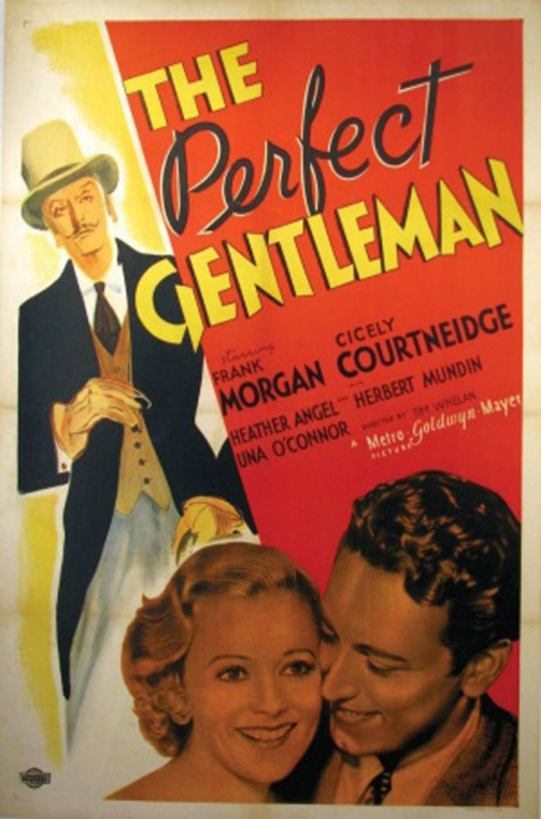 The Perfect Gentleman (film) movie poster