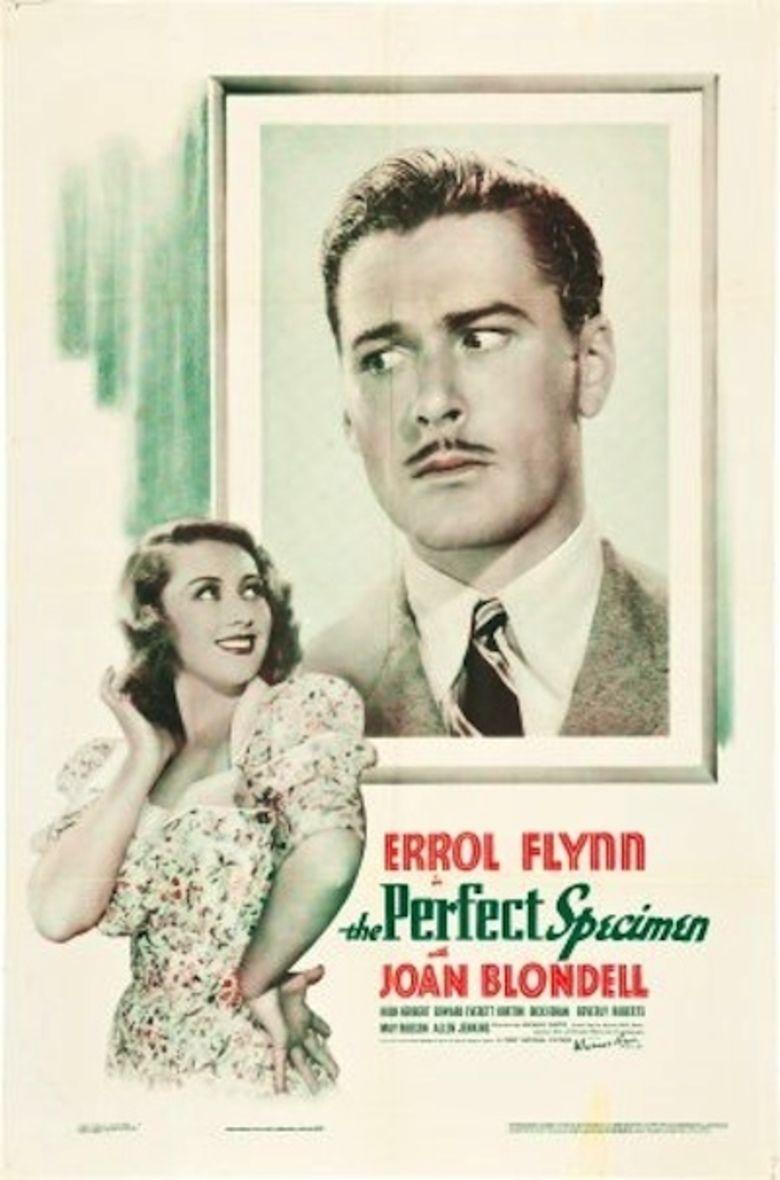 The Perfect Specimen movie poster