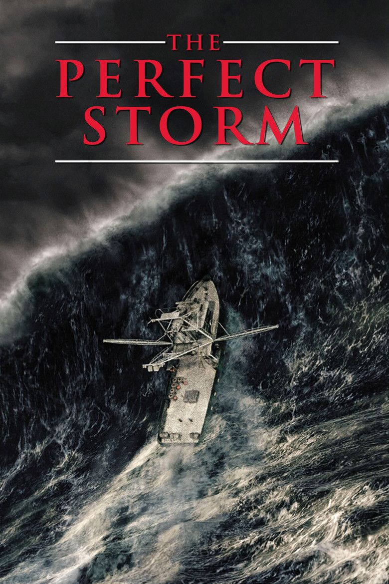 The Perfect Storm (film) movie poster