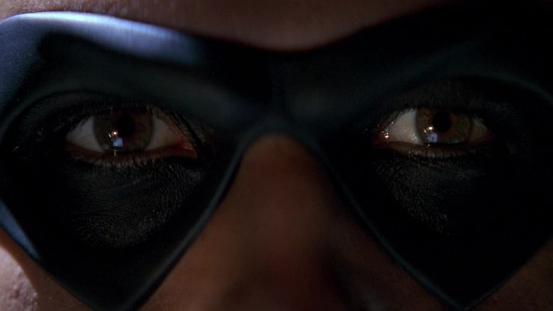 The Phantom (1996 film) movie scenes