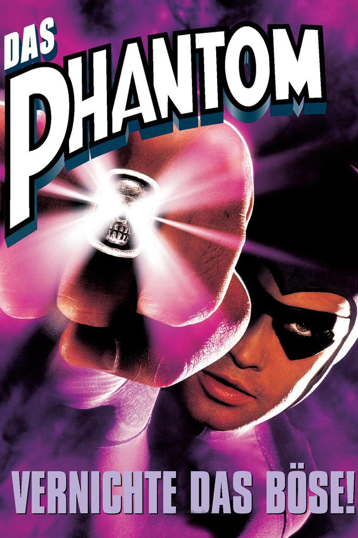 The Phantom (1996 film) movie poster