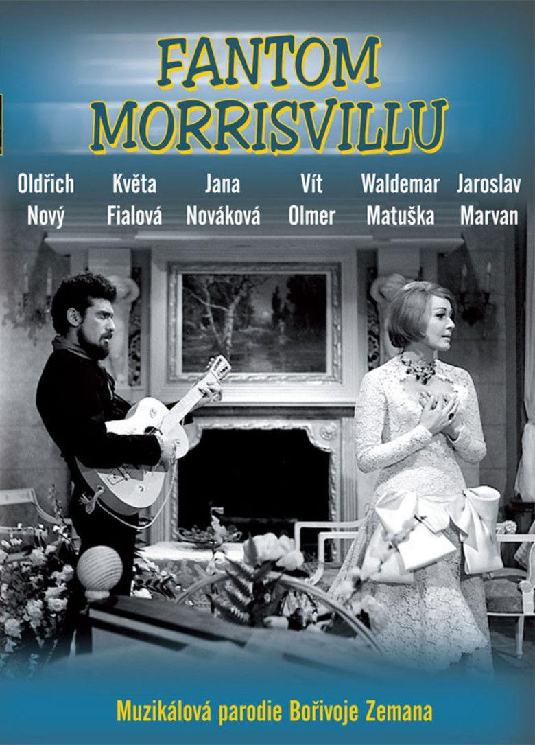 The Phantom of Morrisville movie poster