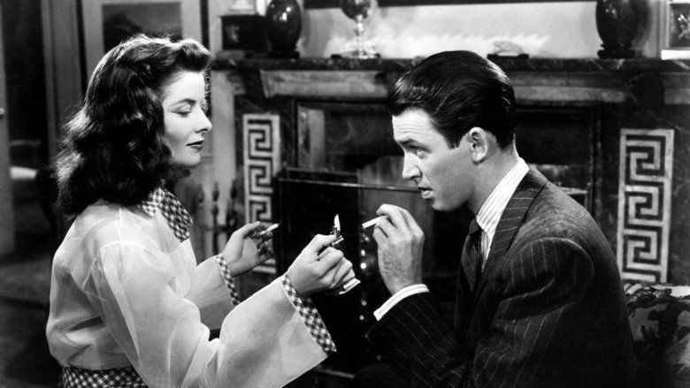 The Philadelphia Story (film) movie scenes
