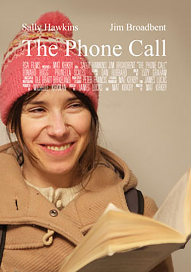 The Phone Call (2013 film) movie poster
