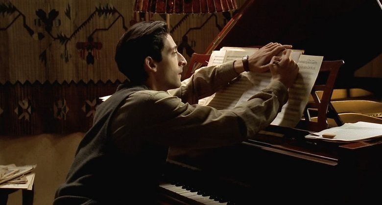 The Pianist (2002 film) movie scenes