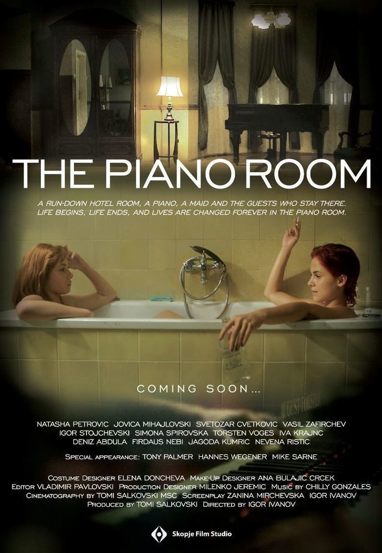 The Piano Room movie poster