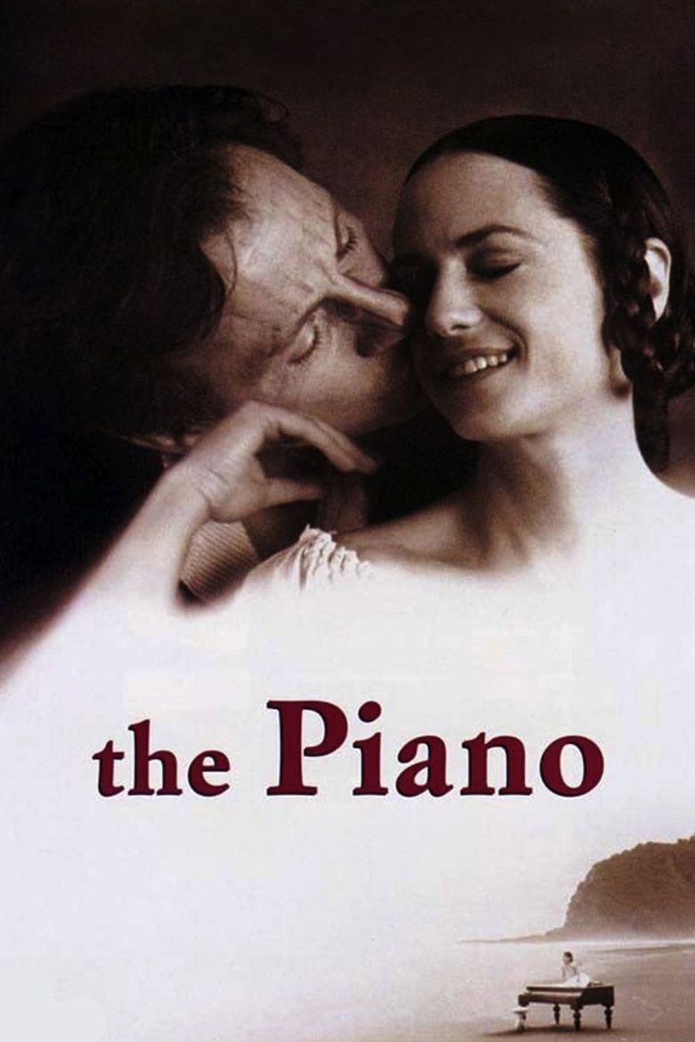 The Piano movie poster