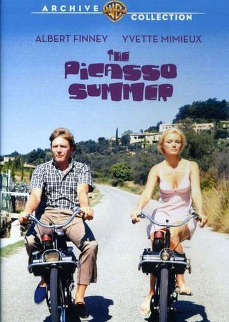 The Picasso Summer movie poster