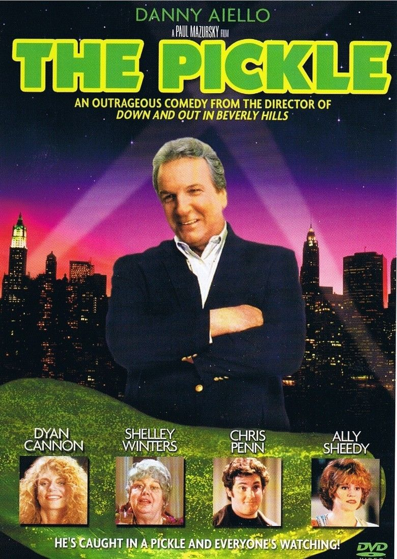 The Pickle movie poster