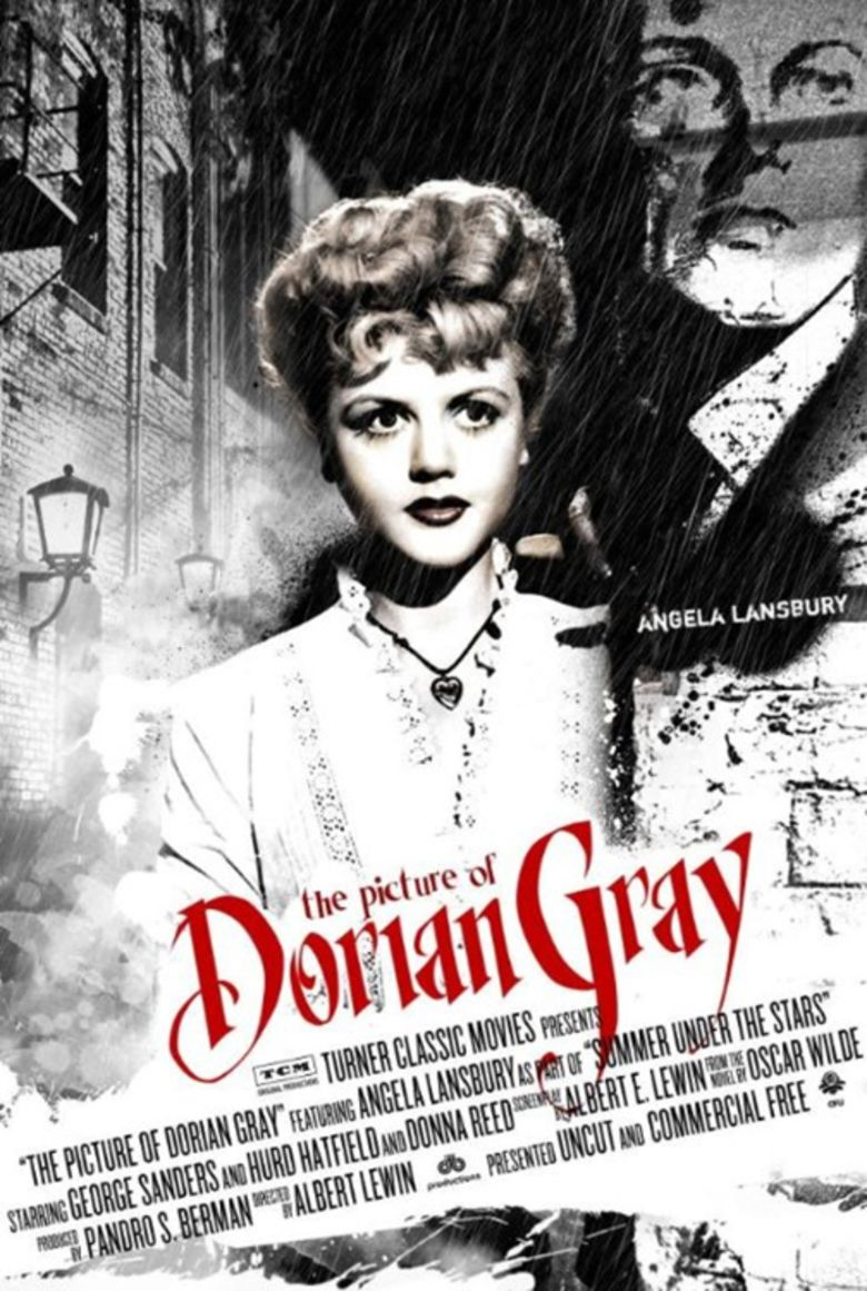 The Picture of Dorian Gray (1945 film) movie poster