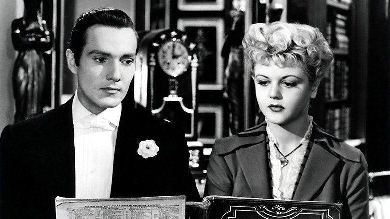 The Picture of Dorian Gray (1945 film) movie scenes