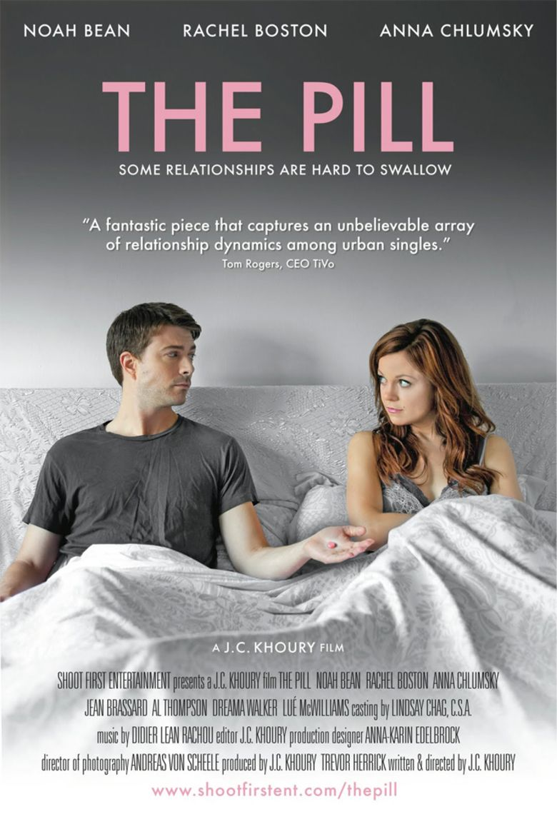 The Pill (film) movie poster