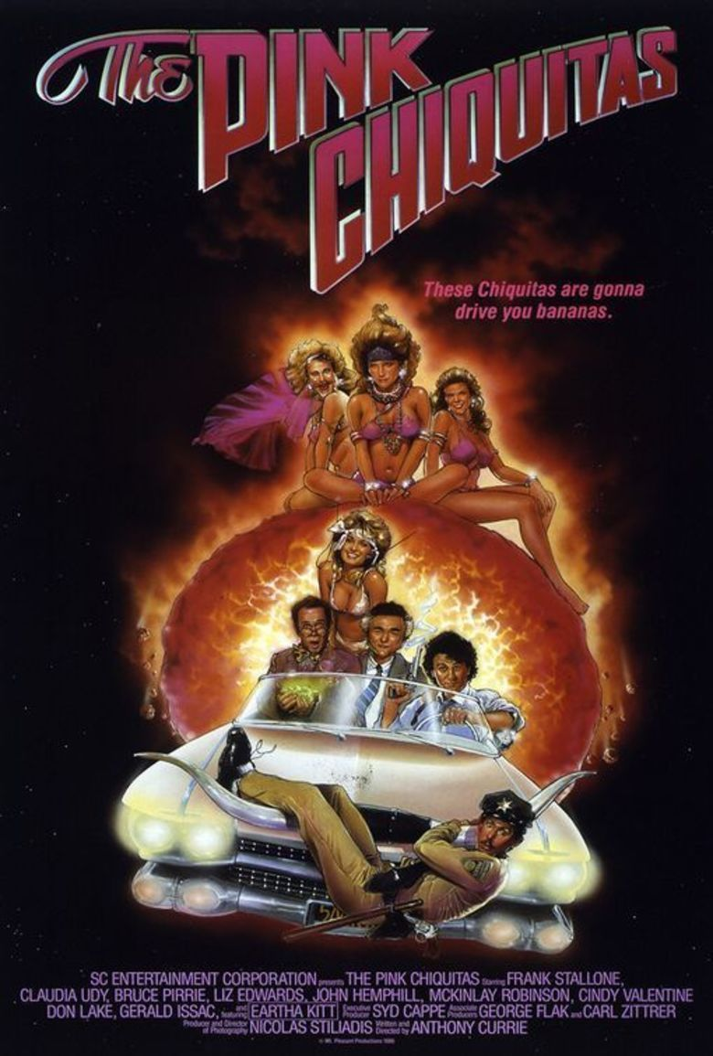 The Pink Chiquitas movie poster