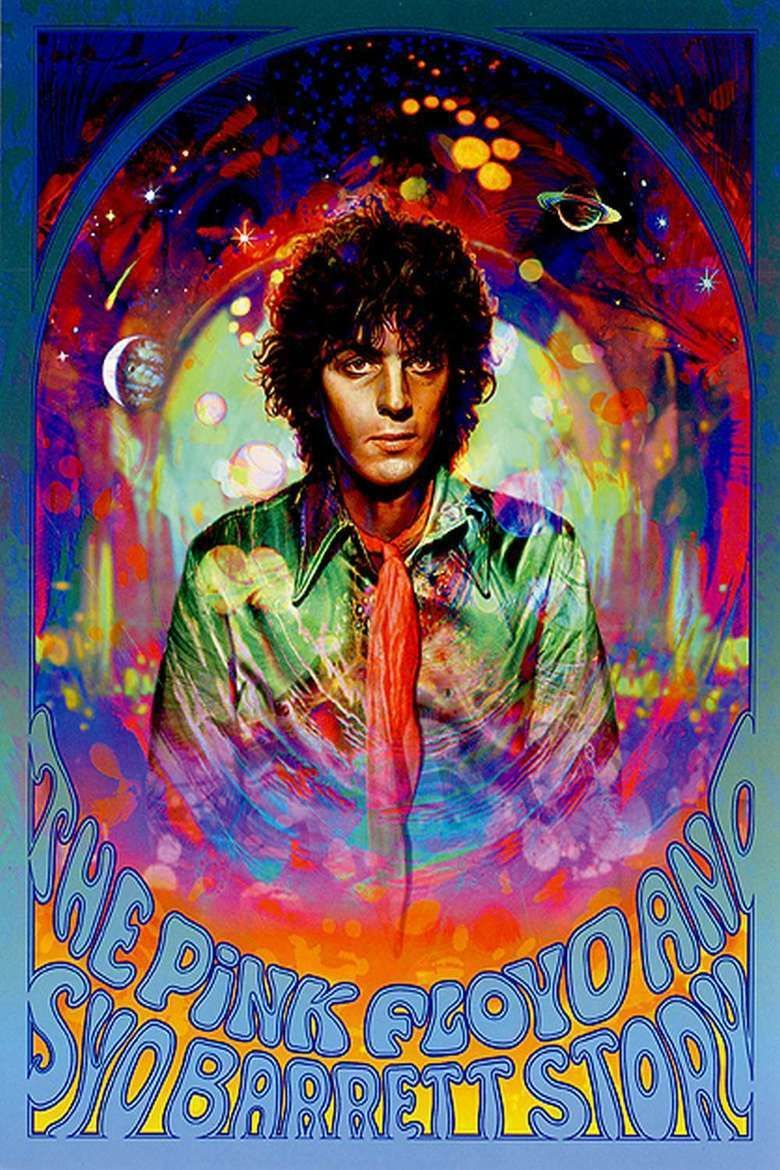 The Pink Floyd and Syd Barrett Story movie poster
