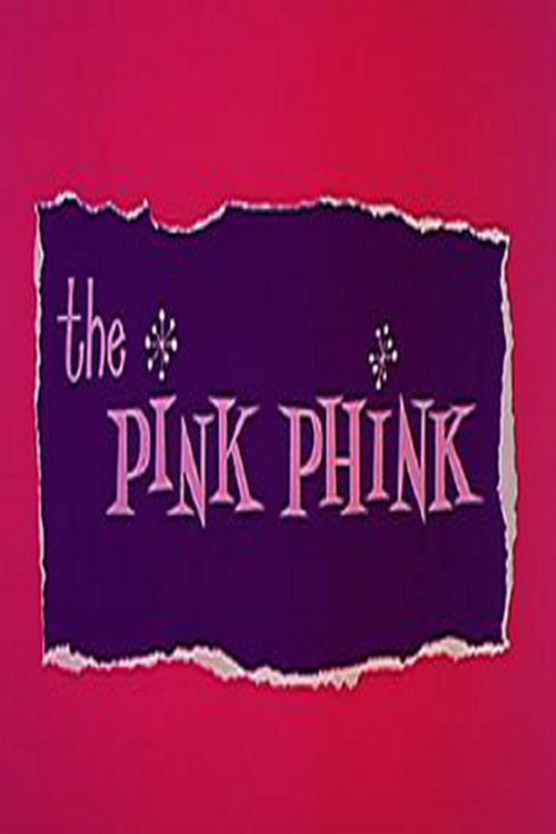 The Pink Phink movie poster