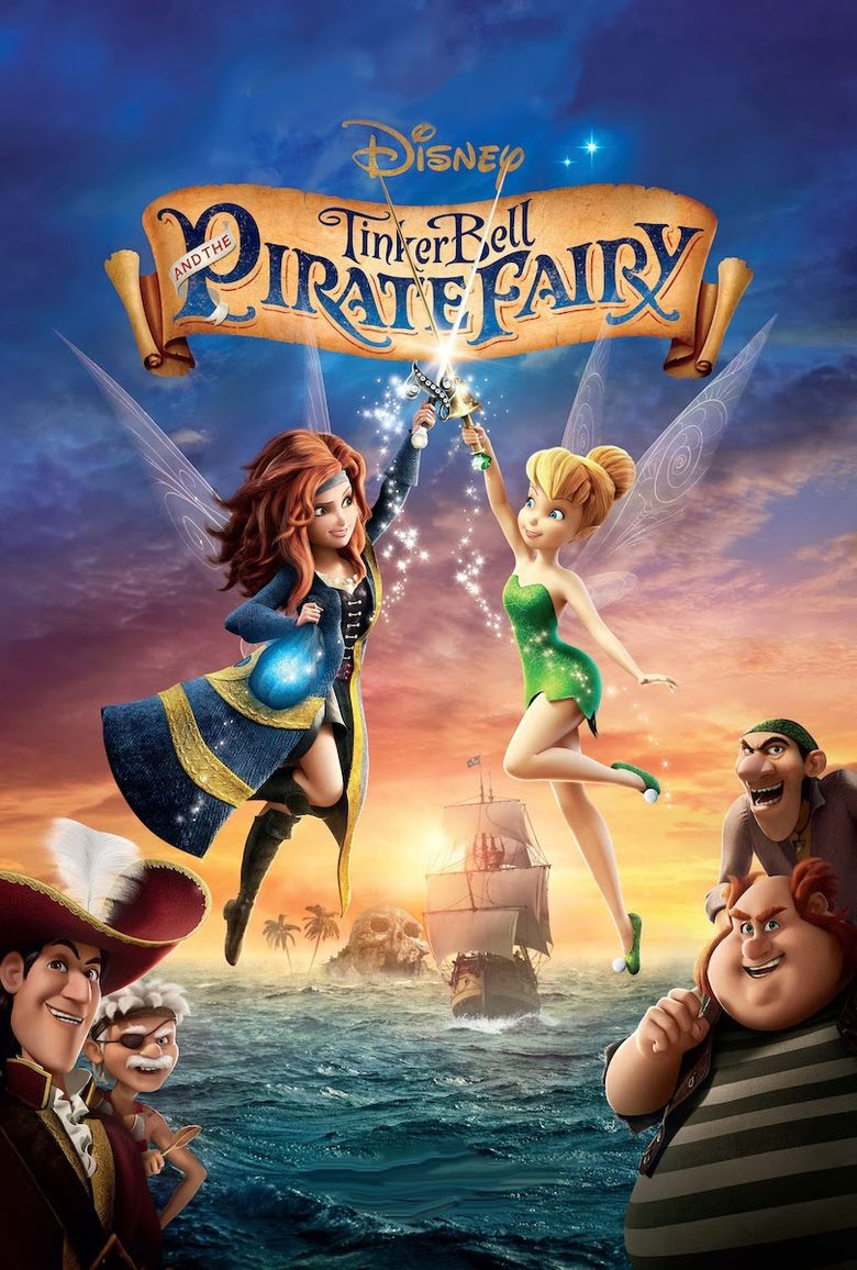 The Pirate Fairy movie poster