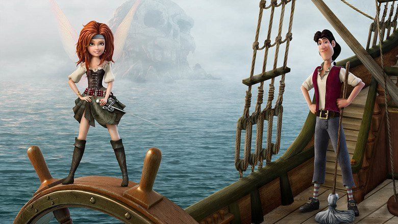 The Pirate Fairy movie scenes