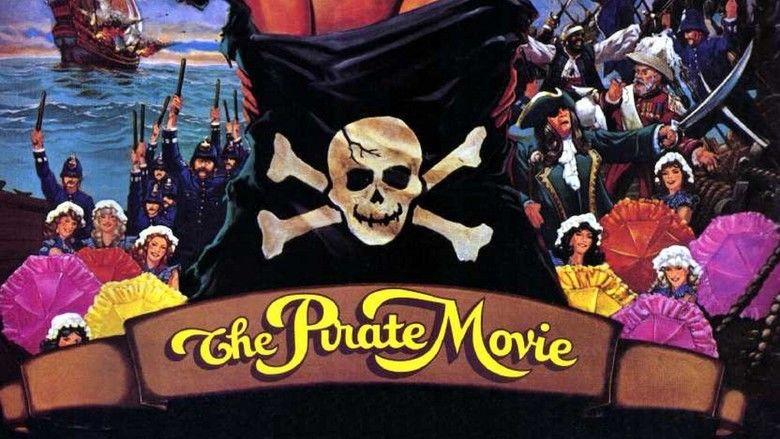 The Pirate Movie movie scenes