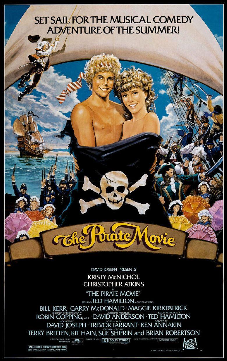 The Pirate Movie movie poster