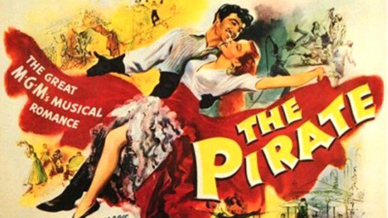 The Pirate movie scenes