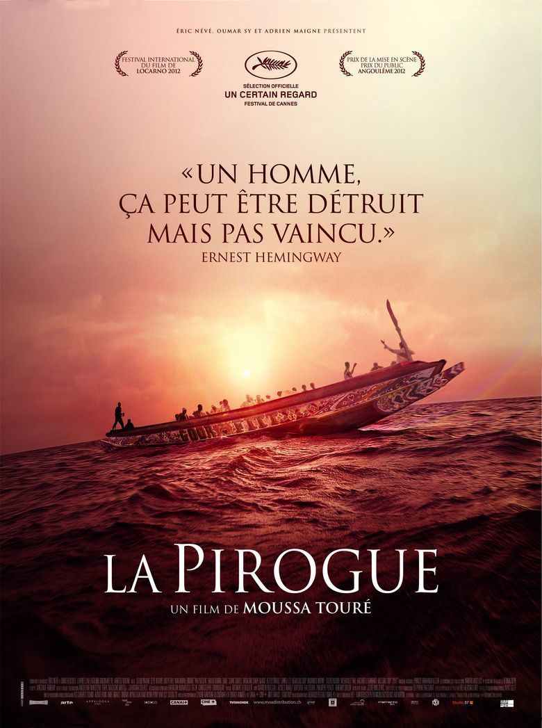 The Pirogue movie poster