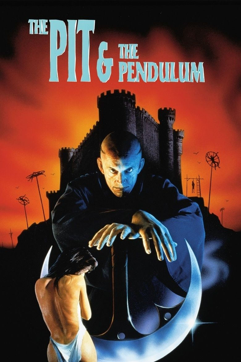 The Pit and the Pendulum (1991 film) movie poster