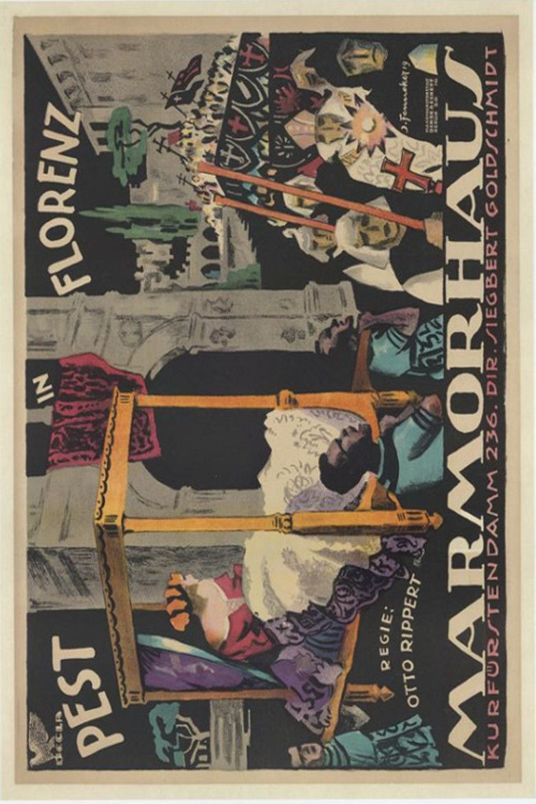 The Plague of Florence movie poster