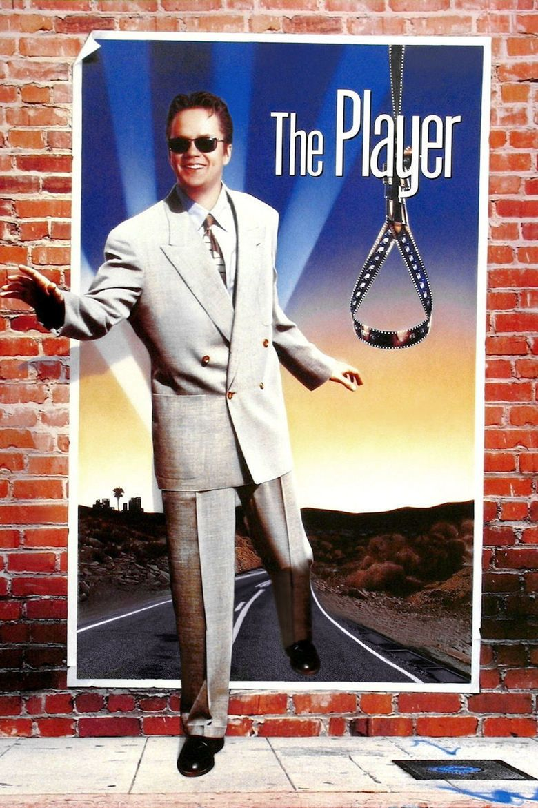 The Player (film) movie poster