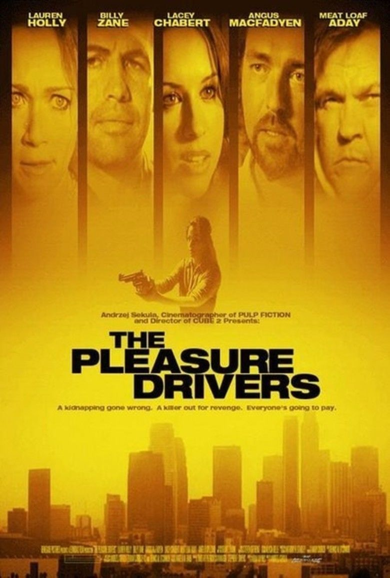 The Pleasure Drivers movie poster