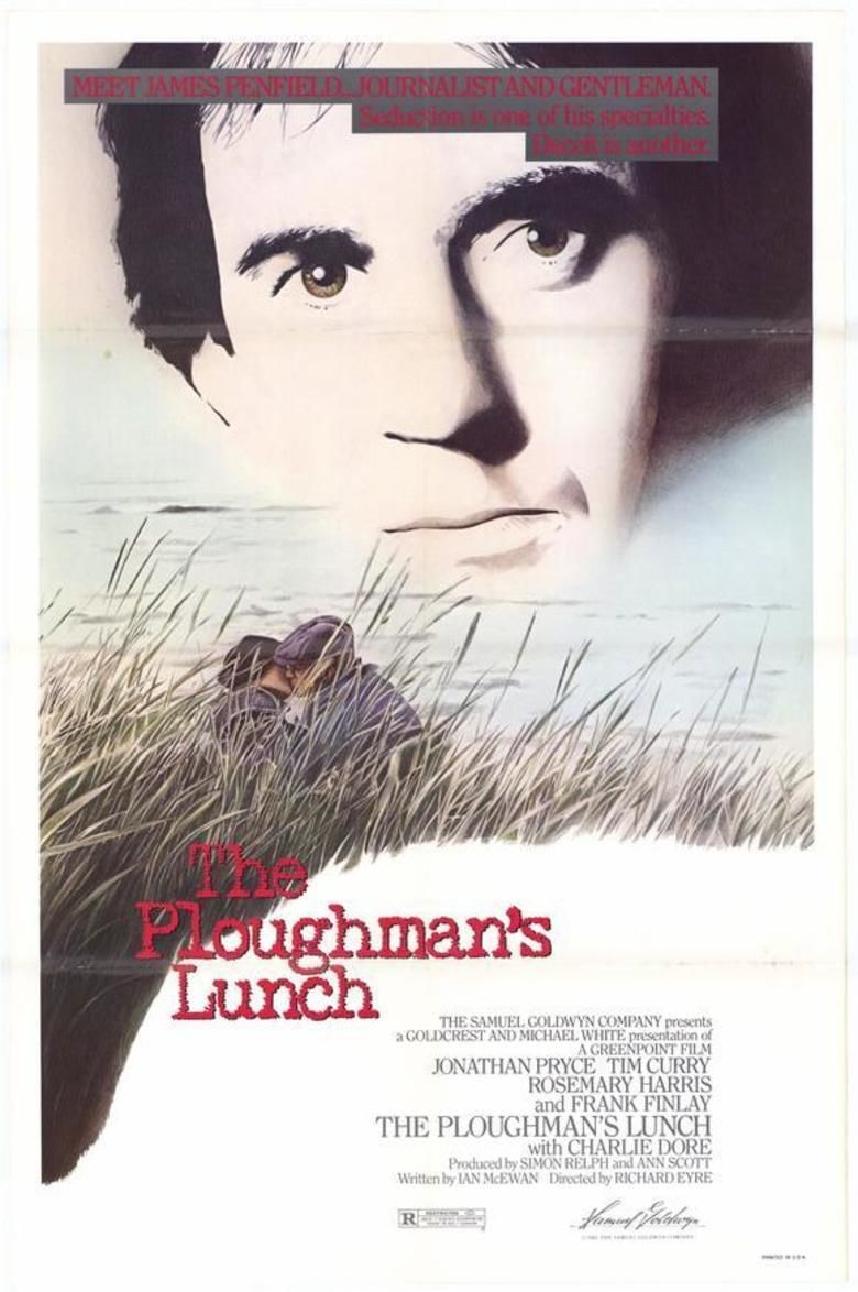 The Ploughmans Lunch movie poster