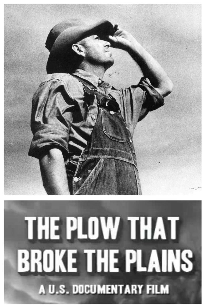 The Plow That Broke the Plains movie poster