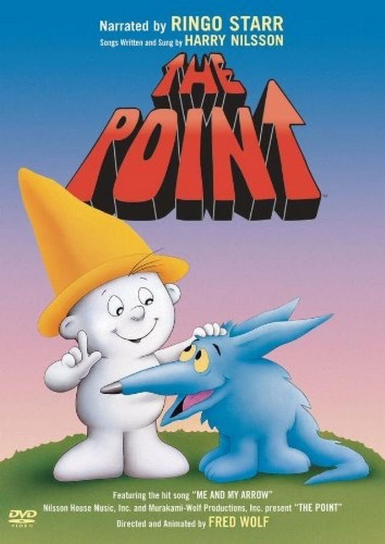 The Point! movie poster