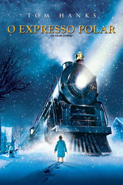 The Polar Express (film) movie poster