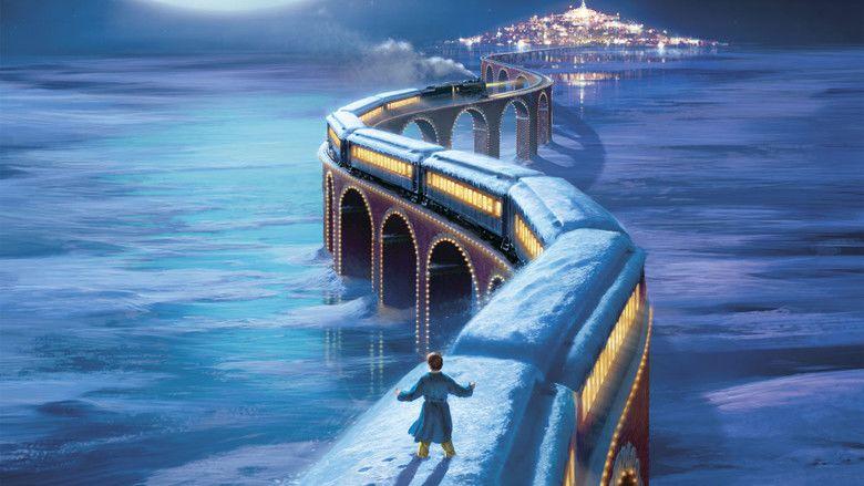 The Polar Express (film) movie scenes