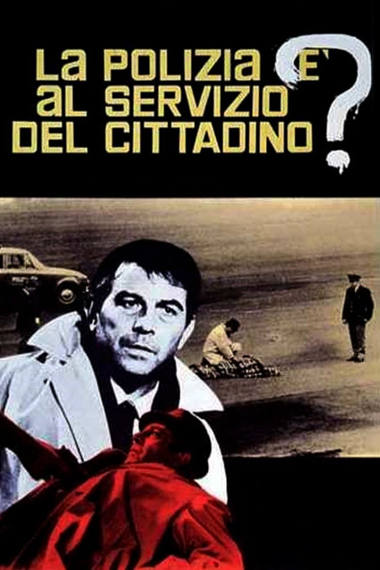 The Police Serve the Citizens movie poster