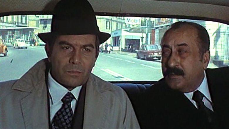 The Police Serve the Citizens movie scenes