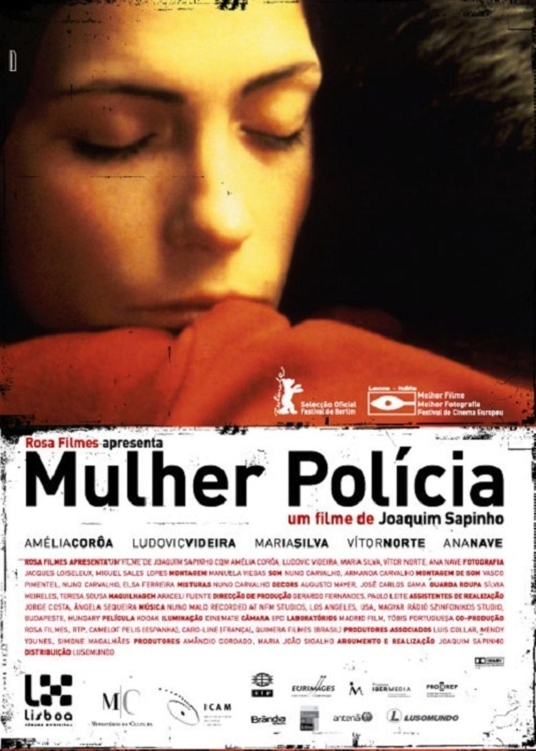 The Policewoman movie poster
